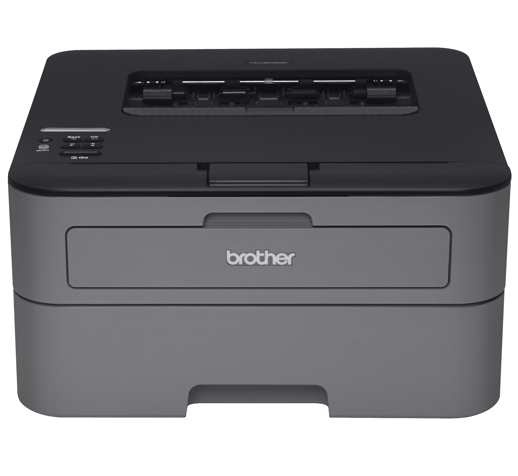 photo relating to Laserjet Printable Vinyl known as Brother Smaller Monochrome Laser Printer, HL-L2315DW, Wi-fi Printing, Duplex 2-Sided Printing